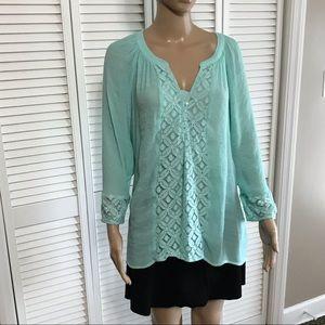 Valerie Stevens Shirt SZ XL